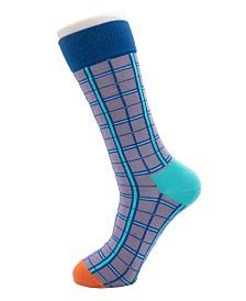 HS by Happy Socks Tartan Sock