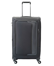 """Executive Lightweight 29"""" Expandable Softside Spinner Upright"""
