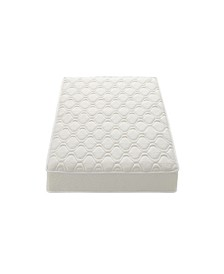 Clara 8'' Reversible Coil Mattress, Twin