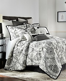 Valencia 4 pc queen comforter set