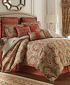 Harrogate 4pc queen comforter set