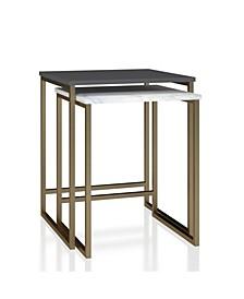 by Cosmopolitan Scarlett Nesting Tables