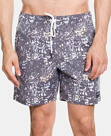 Ezekiel Men's Floral Volley Shorts