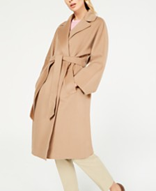 Weekend Max Mara Ted Tie-Front Trench Coat