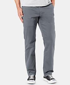 Men's Straight Fit Original Khaki All Seasons Tech Pants