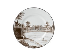 Wedgwood Parkland Accent Plate  West Wycombe