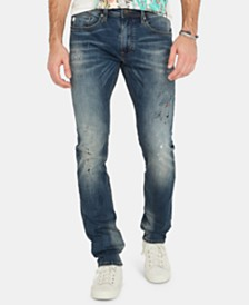Buffalo David Bitton Men's Slim-Fit Ash-X Jeans