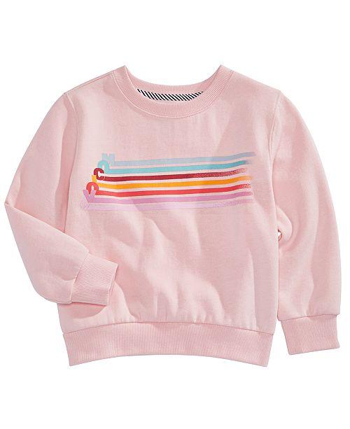 Volcom Toddler Girls Graphic-Print Sweatshirt