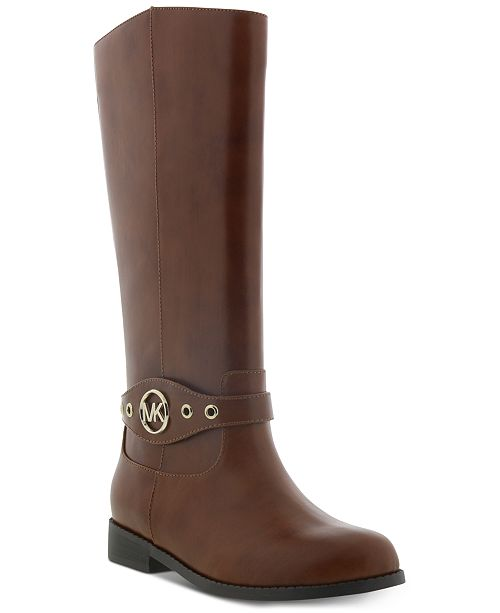 Michael Kors Little & Big Girls Emma Heather Tall Riding Boots