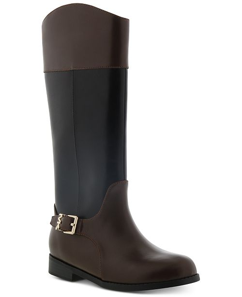 Michael Kors Little & Big Girls Emma Cash Riding Boots