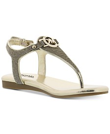 Michael Kors Little & Big Girls Tilly Laughs Sandals