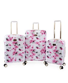 Juliette 3-Piece Spinner Luggage Set