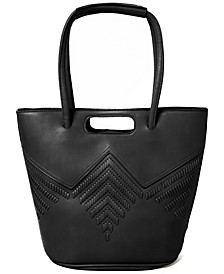 Style Vegan Leather Tote
