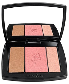 Blush Subtil All-In-One Contour, Blush & Highlighter Palette