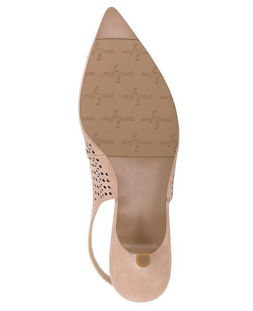 38be43ffec3 Easy Street Enchant Slingback Pumps   Reviews - Ladies Shoes - SLP ...