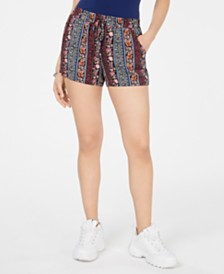 Be Bop Juniors' Printed Soft Shorts