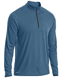 EMS® Men's Techwick Essentials Stretch Moisture-Wicking 1/4-Zip Pullover