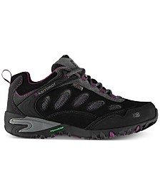 Karrimor Women's Ridge Weathertite Xtreme Waterproof Low Hiking Shoes from Eastern Mountain Sports
