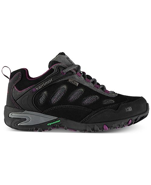 Karrimor Women's Ridge Weathertite Xtreme Waterproof Low Hiking Shoes from Eastern Mountain Sports