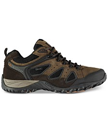 Karrimor Men's Ridge Weathertite Xtreme Waterproof Low Hiking Shoes from Eastern Mountain Sports