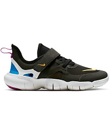 Nike Little Boys' Free RN 5.0 Running Sneakers from Finish Line