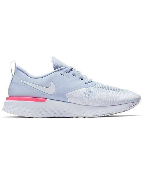 a88f01dbfe92 ... Nike Women s Odyssey React Flyknit 2 Running Sneakers from Finish Line  ...