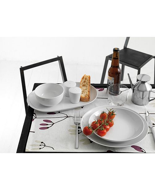 Rosenthal Moon White Dinnerware Collection