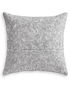 "Metallic Stone 20"" x 20"" Decorative Pillow, Created for Macy's"