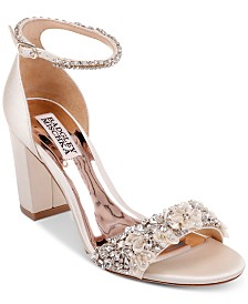 Badgley Mischka Finesse Evening Sandals