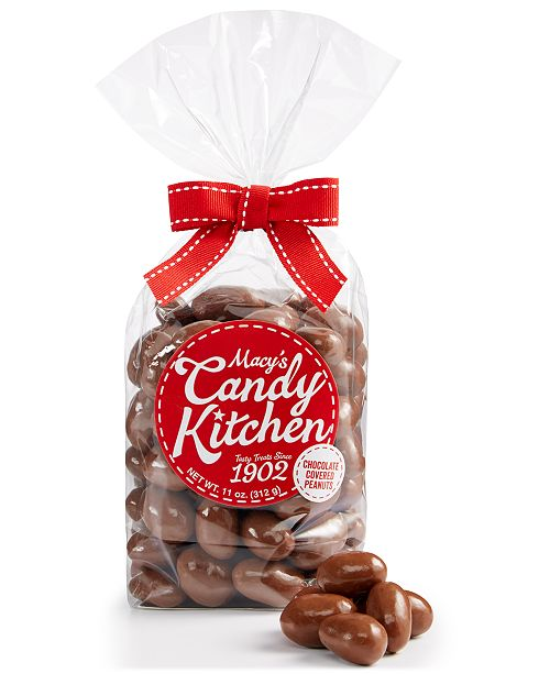 Candy Kitchen Chocolate-Covered Peanuts, Created for Macy's