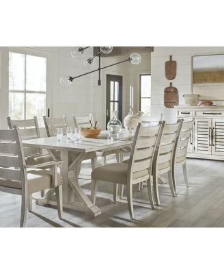 Trisha Yearwood Coming Home Dining Furniture, 7-Pc. Set (Table & 6 Side Chairs)