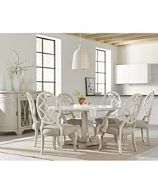 Jasper County Dogwood Dining Collection