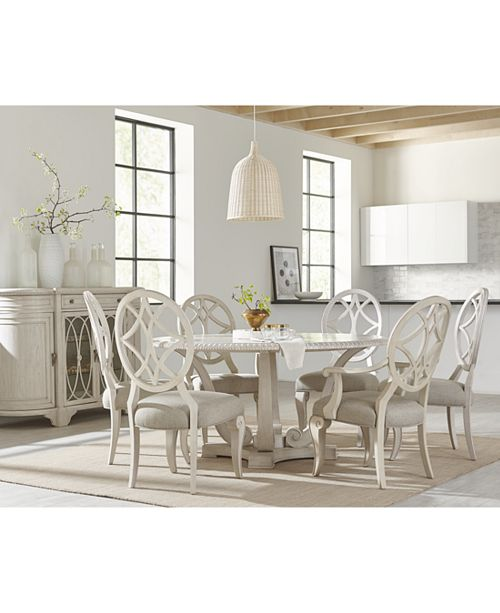 Furniture Jasper County Dogwood Dining Collection