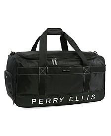 """Perry Ellis A222 22"""" Weekender Bag"""