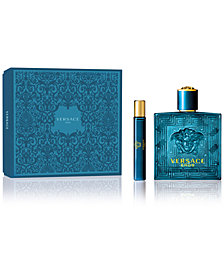 Versace Men's 2-Pc. Eros Gift Set, Created for Macy's
