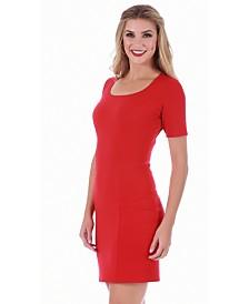 Lamonir Short Dress