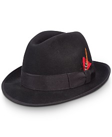 Dorfman Pacific Men's Wool Fedora