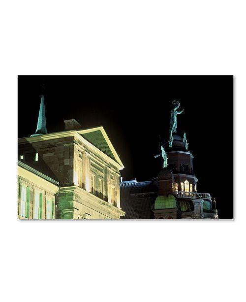 "Trademark Global Robert K Jones 'jonesR1 jonesR1-R1-E007' Canvas Art - 47"" x 30"" x 2"""