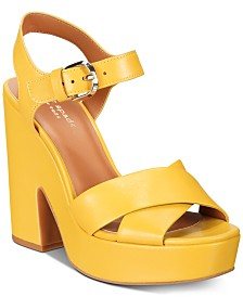 kate spade new york Grace Platform Sandals