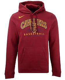 Nike Men's Cleveland Cavaliers Team Crest Hoodie