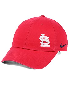 Nike Women's St. Louis Cardinals Offset Adjustable Cap