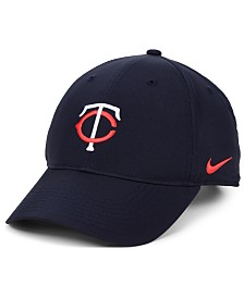 Nike Minnesota Twins Legacy Performance Cap