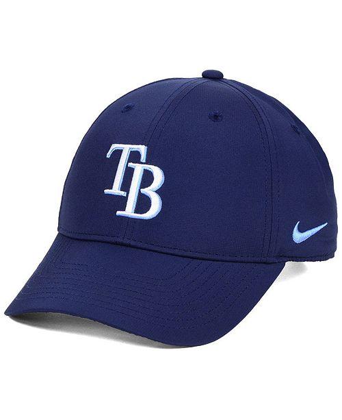 Nike Tampa Bay Rays Legacy Performance Cap