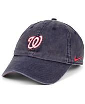 best service 0e4e4 9165f Nike Washington Nationals Washed Cap
