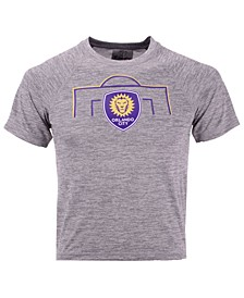 Big Boys Orlando City SC Just Getting Started T-Shirt