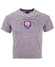 brand new bebd6 d5827 Majestic Big Boys Orlando City SC Just Getting Started T-Shirt