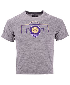 Majestic Big Boys Orlando City SC Just Getting Started T-Shirt