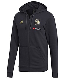 Men's Los Angeles Football Club Hooded Travel Jacket