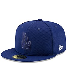 New Era Boys' Los Angeles Dodgers Clubhouse 59FIFTY-FITTED Cap