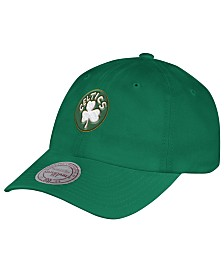 Mitchell & Ness Boston Celtics Hardwood Classic Basic Slouch Cap
